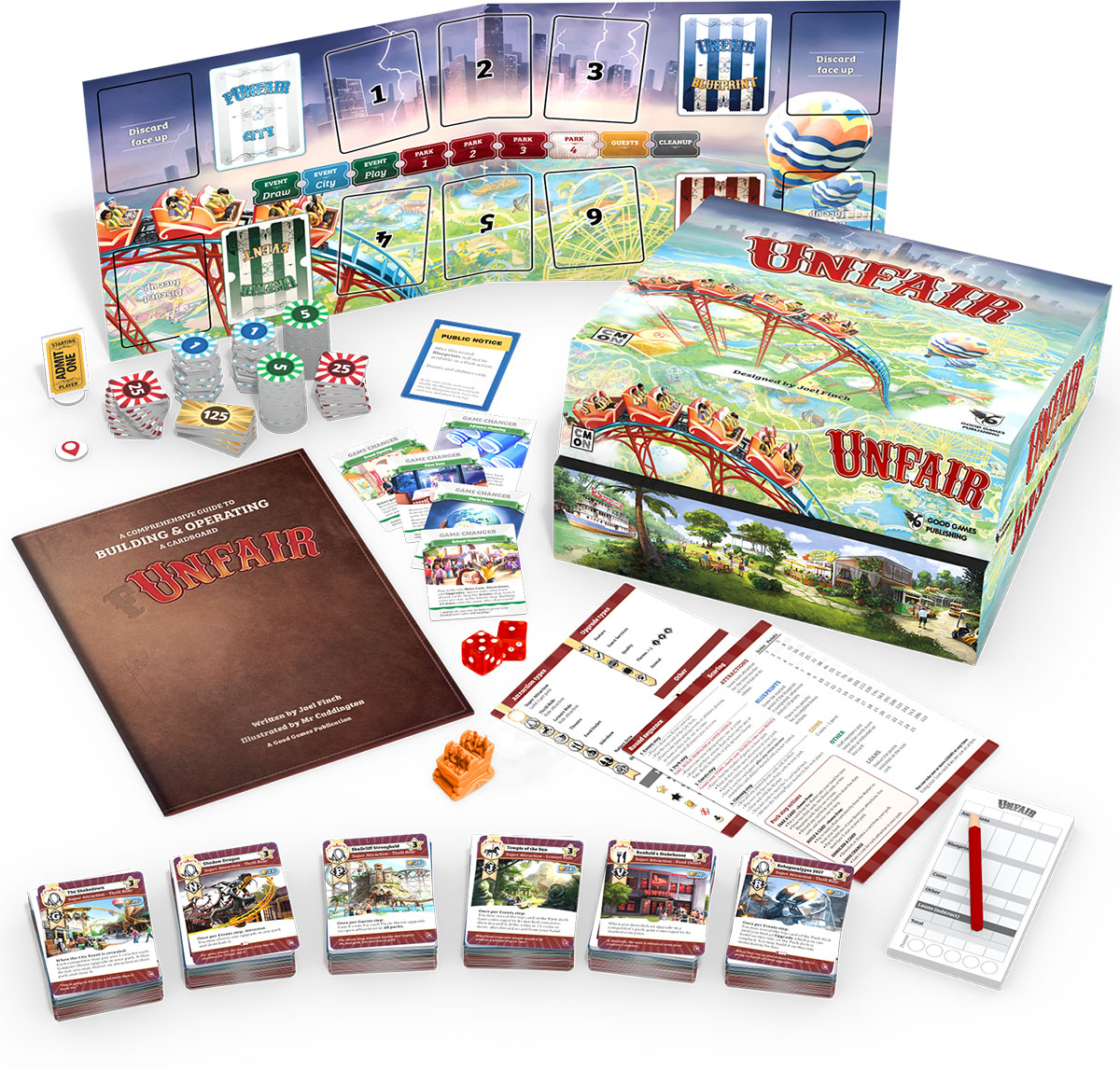 A Lire : Ludothèque de l'association - Achat de jeux 2018 Whats-in-the-box